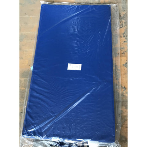 1 X 23.25 X 42 Royal Blue Changing Pad - Baby Buggy Outlet LLC