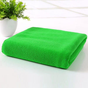 Large Microfibre Towel 8 Colors - Baby Buggy Outlet LLC