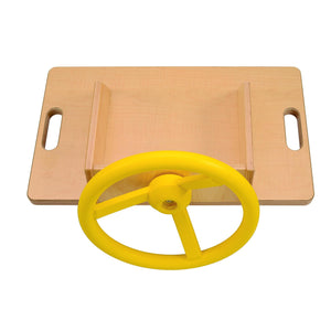 Steering Wheel Activity Panel