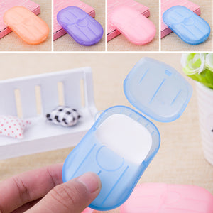 Travel Portable Soap 20pcs - Baby Buggy Outlet LLC