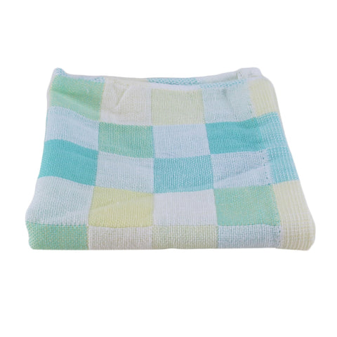 Square Cotton Towels  2 Colors - Baby Buggy Outlet LLC