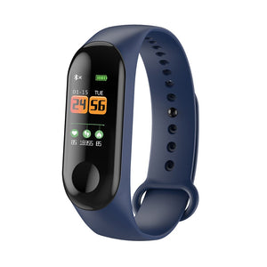 M3 Plus Fitness Bracelet Android& iOS - 4 Colors - Baby Buggy Outlet LLC
