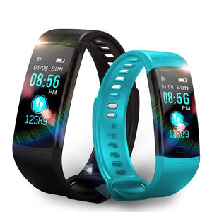 Smartwatch Fitness Bracelet Android & iOS - 5 Colors - Baby Buggy Outlet LLC