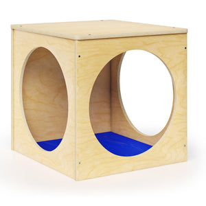 Toddler Play House Cube