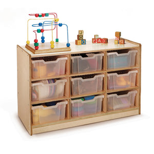 9-Tray Storage Cabinet - Baby Buggy Outlet LLC