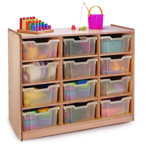 12-Tray Storage Cabinet - Baby Buggy Outlet LLC