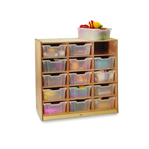 15-Tray Storage Cabinet - Baby Buggy Outlet LLC
