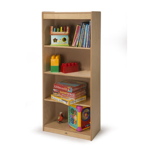 Tall Storage W/Adjustable Shelves