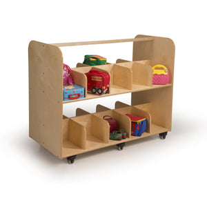 Mobile Lunch Box Knap Sack Cubby