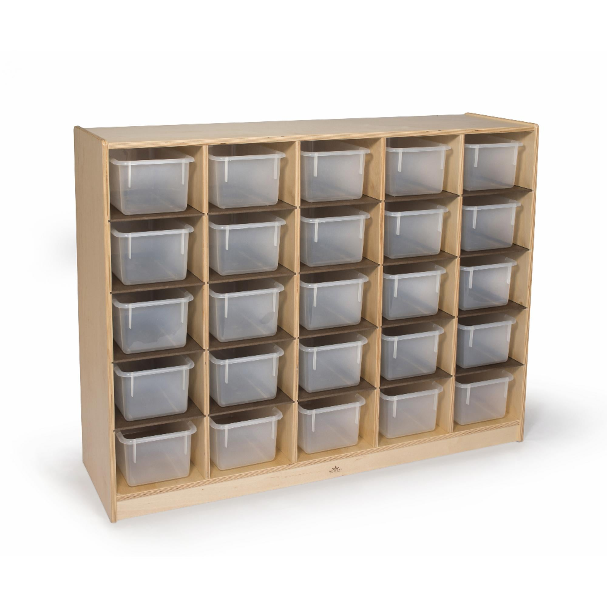 Cubby Storage Cabinet With 25 Trays