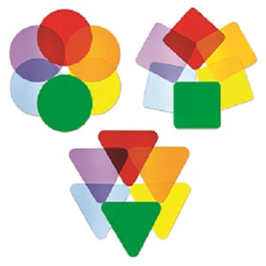 Color Wheel Variety Pack - 3 Shapes