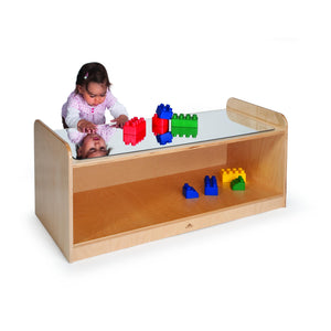 Play Table With Mirror Top