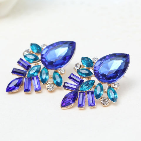 Crystal Earrings - Baby Buggy Outlet LLC