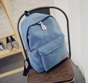 Canvas Backpack - 4 Design Types - Baby Buggy Outlet LLC