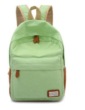 Canvas Backpack - 5 Design Types - Baby Buggy Outlet LLC