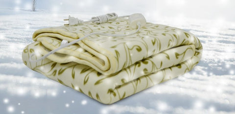 80cm Electric Blanket Bed Heater For Winter
