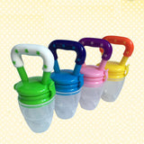 4 Piece Fresh Fruit Pacifier SET