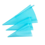 Reuseable 3 Piece Set Silica Gel Piping Cream Pastry Bag