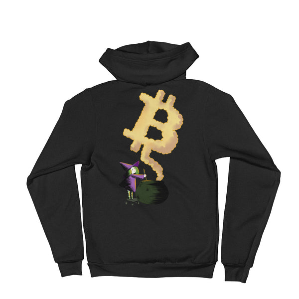 Bitcoin Witch Original Hoodie Sweater