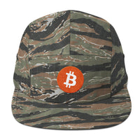 Bitcoin Five Panel Hat