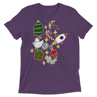 Litecoin Festive Holiday T-Shirt