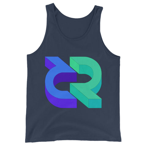 Decred Original Logo Tank Top
