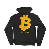 Bitcoin Original with Text Hoodie