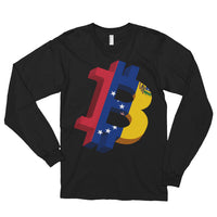 Bitcoin Venezuela Original Long-sleeve T-Shirt