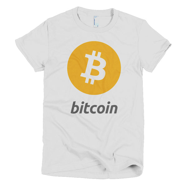 Bitcoin Women's T-shirt
