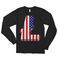 Litecoin USA Original Long Sleeve T-Shirt