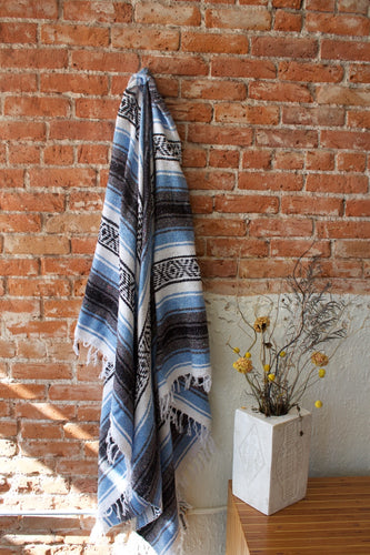 Tribe and True Cortez Falsa Blanket
