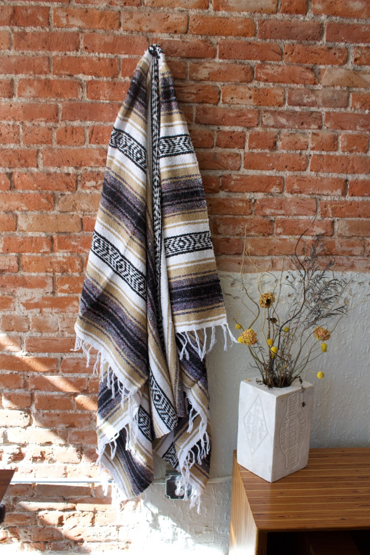 Tribe and True Vallarta Falsa Blanket