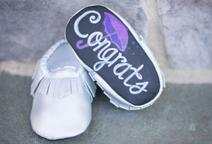 "Chalkboard Shoes Included in Fupping's ""The soon-to-be mom's gift list"""