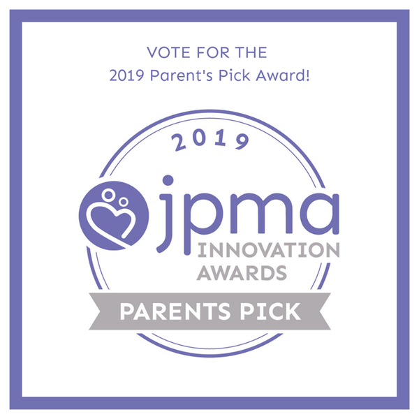 Vote! Baby Says Makes It to the Finals of 2019 JPMA Innovation Awards