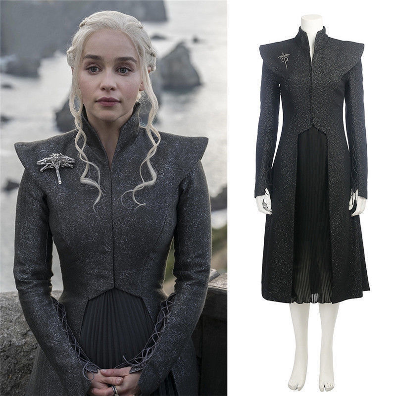 Game of Thrones Daenerys Targaryen cosplay costume