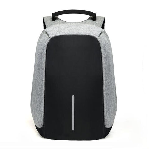 Anti-theft Backpack Waterproof Battery Charge