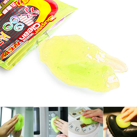 Keyboard Cleaning Compound Gel Transparent