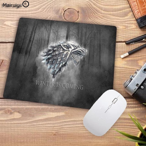 Game Of Thrones Silicon Anti-slip Mousepad 220X180x2