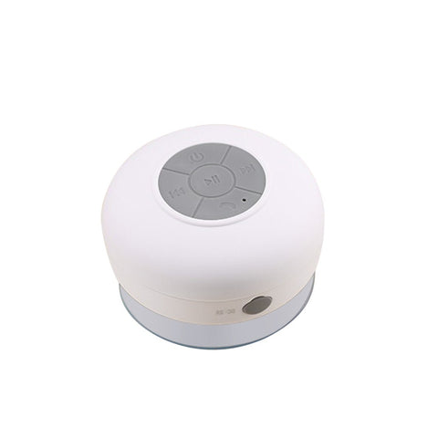 Mini Wireless Bluetooth Speaker Waterproof Shower Speaker