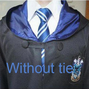 Robe Cosplay Costume Kids Adult Robe 4 styles Halloween Cosplay