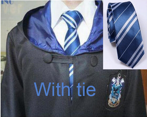 Ravenclaw with tie