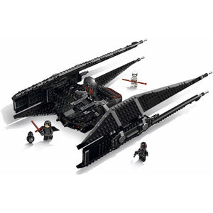 LEPIN 05127 705pcs Star Wars Episode VIII Kylo Ren's Tie Fighter Star Wars
