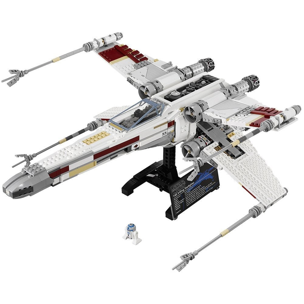 LEPIN 05039 1586pcs Star Wars Series Red Five X-wing Starfighter