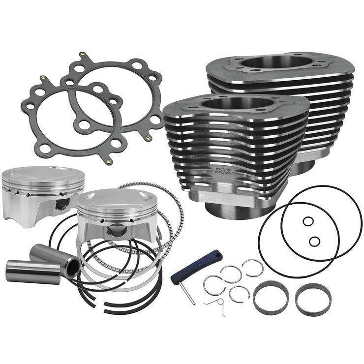 "S&S 100"" and 110"" Big Bore Kits"