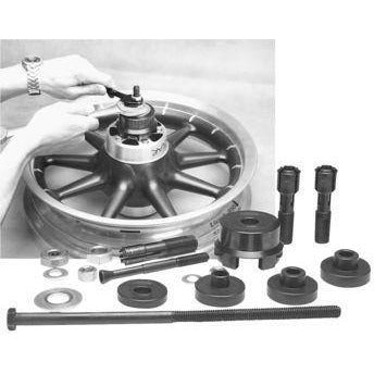 Jims Wheel Bearing Remover and Installer