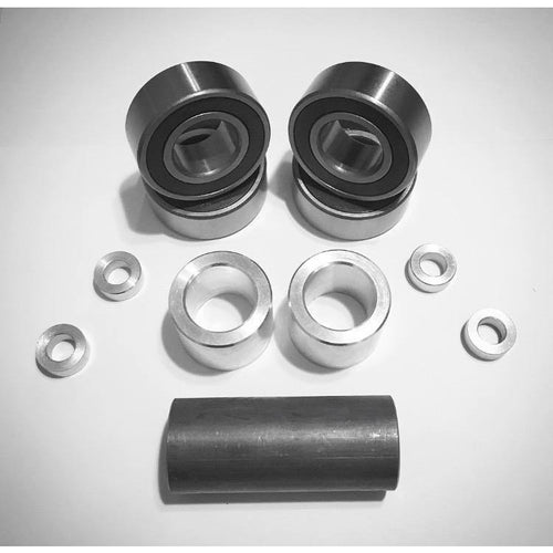 13 Spoke Mag Conversion kit used to convert your Harley Wheels to late model dyna