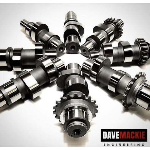 Dave Mackie Engineering Cams 06-UP Twin Cam