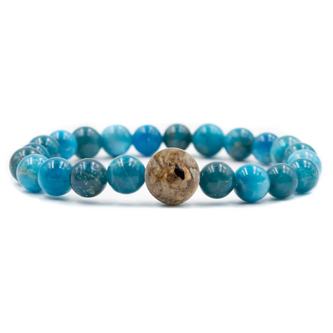 New Jersey | Blue Apatite