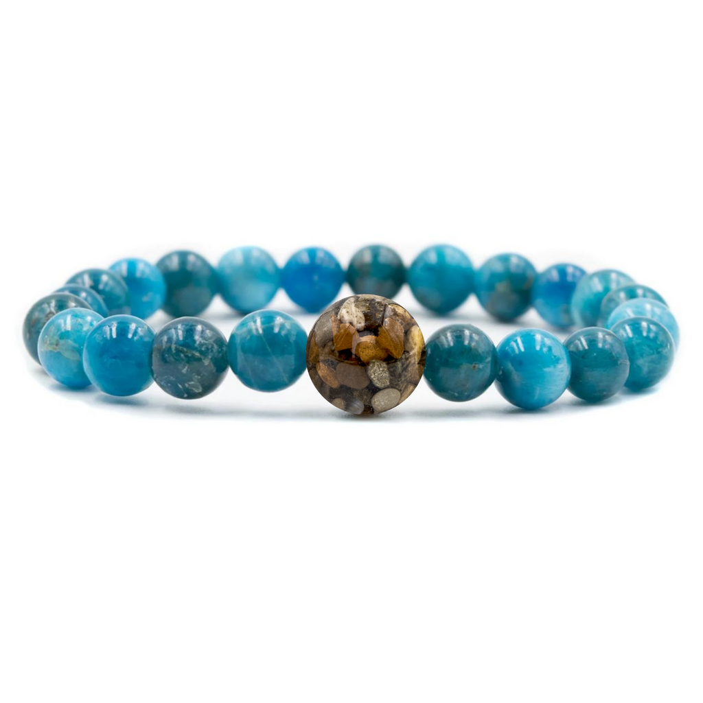Lake Huron | Blue Apatite