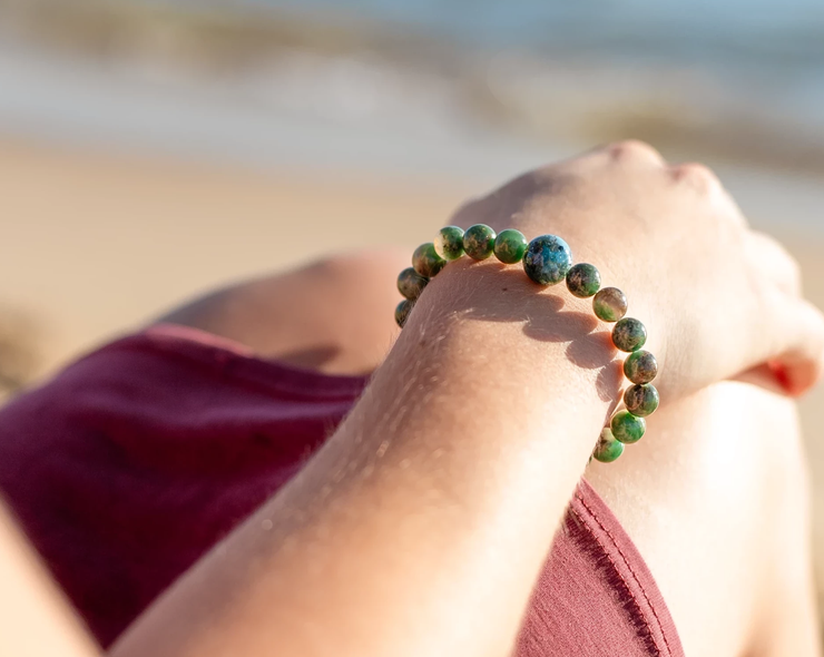 The Leland Blue | Forest Jade - Homes Bracelets